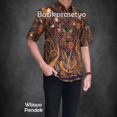 Batik pria motif wijaya