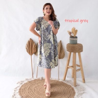 Daster Rayon Tropical
